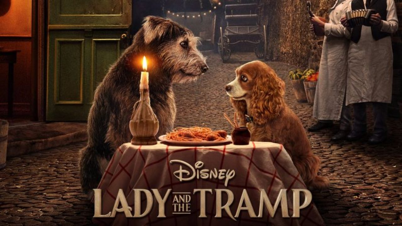 Lady And The Tramp Poster Brings New Take On A Classic