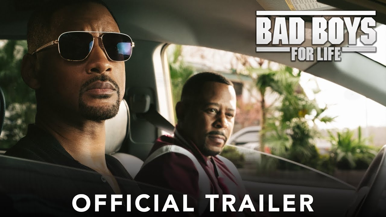 Bad Boys For Life Trailer Reunites Will Smith & Martin Lawrence!
