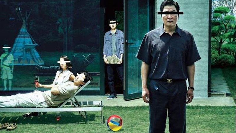 Bong Joon Ho's Parasite Trailer: Act Like You Own the Place