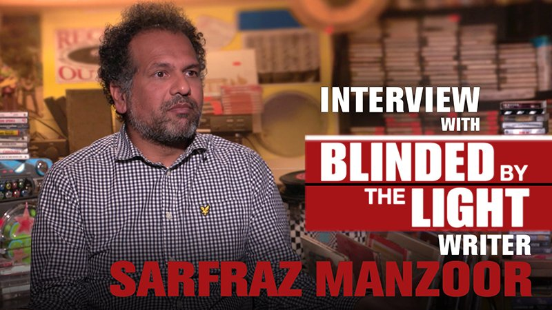 CS Video: Writer Sarfraz Manzoor Talks Blinded by the Light Adaptation