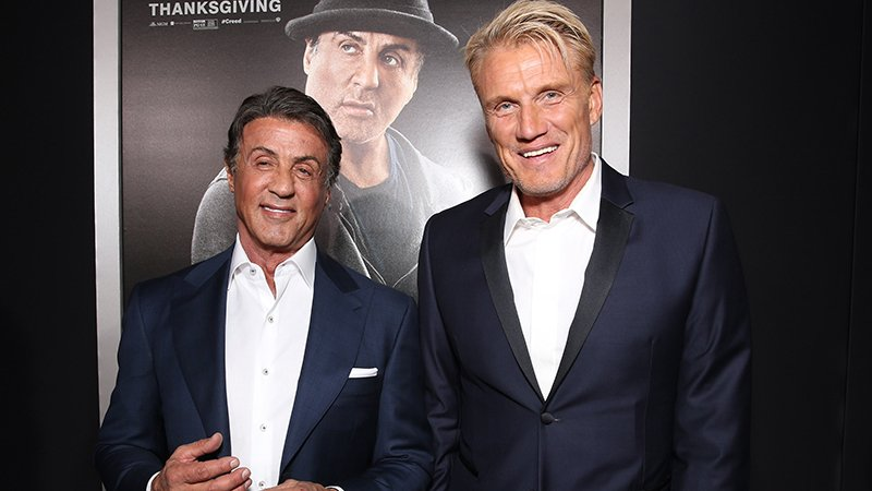 Sylvester Stallone & Dolph Lundgren Collaborating on Action Drama Series