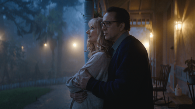RLJE Films Acquires Rights To Nicolas Cage's Color Out of Space Movie