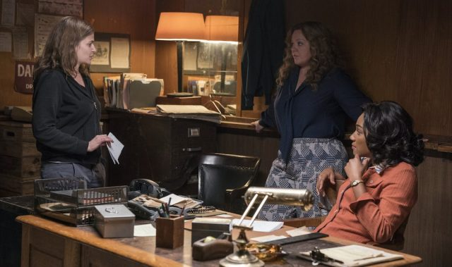 The Women Rule the Set in New The Kitchen Featurette