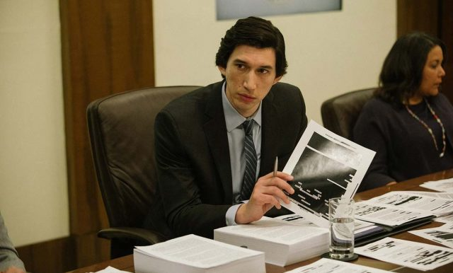 Amazon's The Report Teaser Starring Adam Driver And Annette Bening