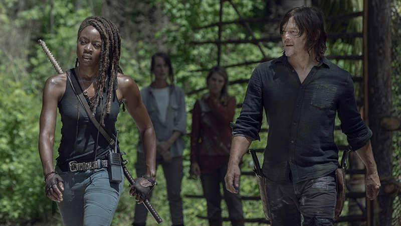 AMC's The Walking Dead Season 10 First Look Photos Released