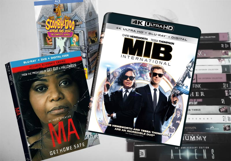 September 3 Blu-ray, Digital and DVD Releases