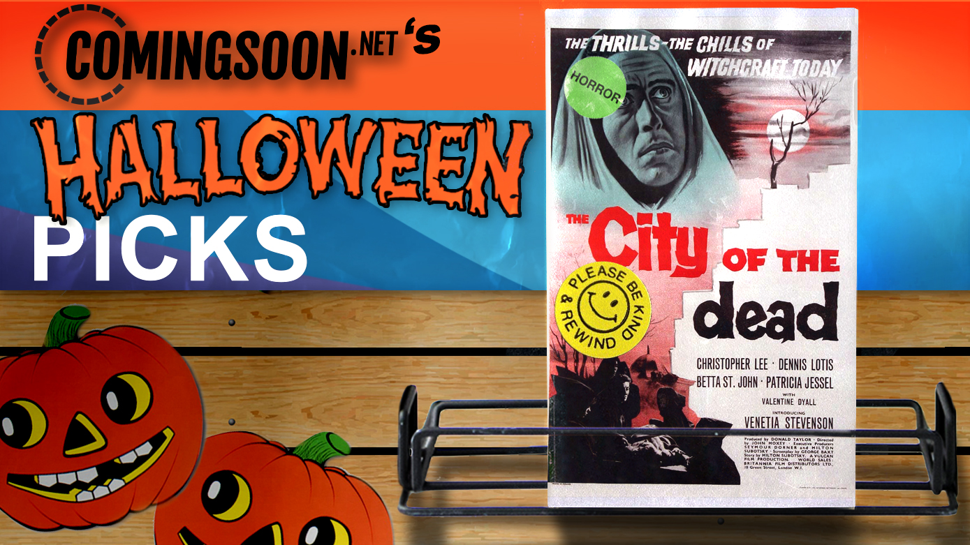 October Horror Movie Recommendation: City of the Dead