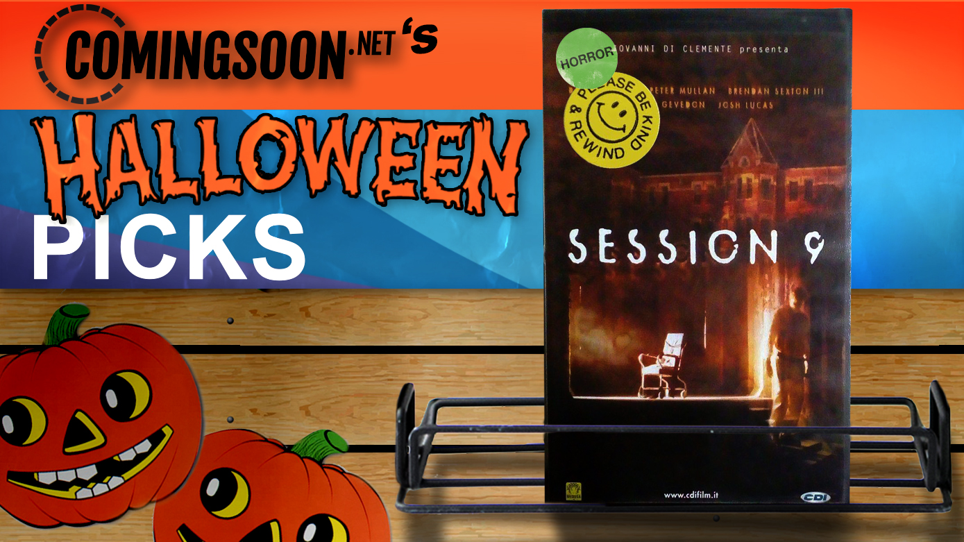 October Horror Movie Recommendation: Session 9