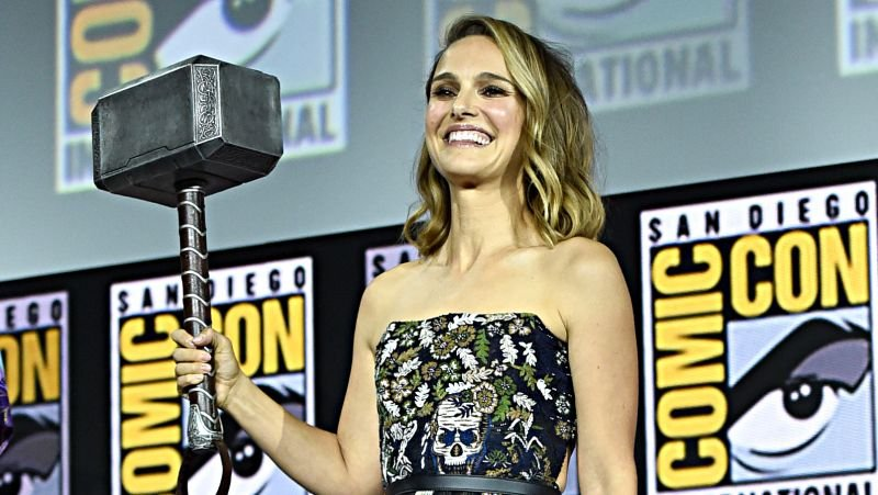 Natalie Portman Excited to Return to the Thor Franchise in Love and Thunder