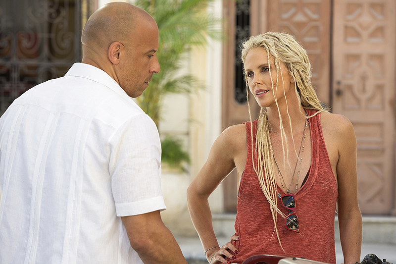 Fast & Furious 9 Set Photo Reveals First Look at Charlize Theron's Cipher