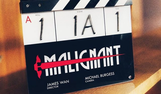 Malignant: James Wan's Secret Horror Pic Gets A Title As Filming Begins