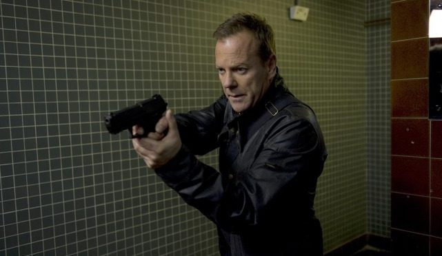 Kiefer Sutherland and Boyd Holbrook to Star in Quibi's The Fugitive Reboot Series
