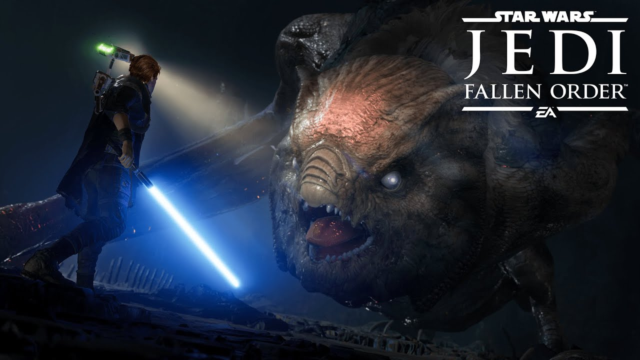 Star Wars Jedi: Fallen Order Story Trailer Previews New Enemies and Planets