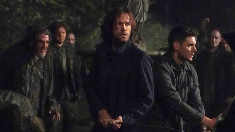 The CW's Supernatural Season 15 Premiere Trailer & Photos Released