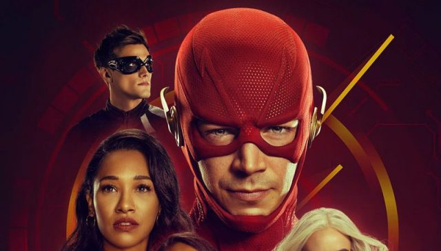 New The Flash Season 6 Poster Takes You To The Speed Force