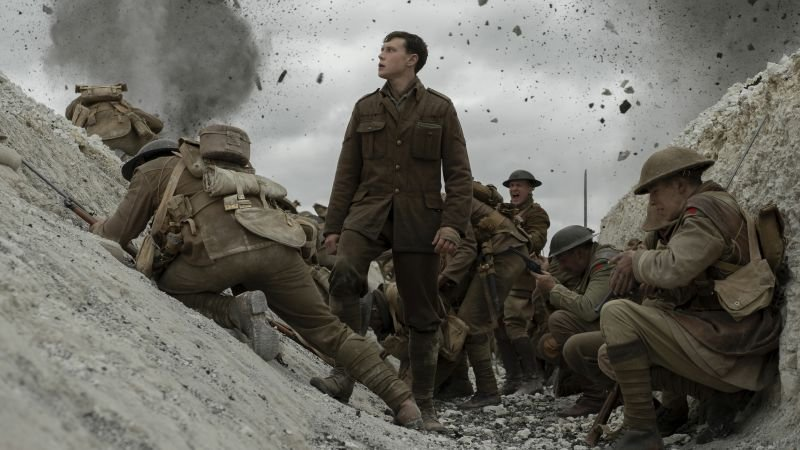 1917 Trailer Reveals a War Epic Like No Other