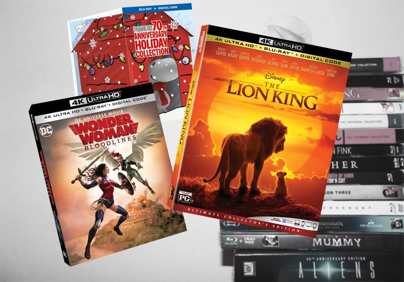 October 22 Blu-ray, Digital and DVD Releases