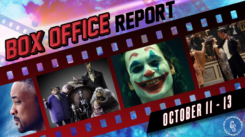 Joker Stays on Top With $55 Million Second Weekend!