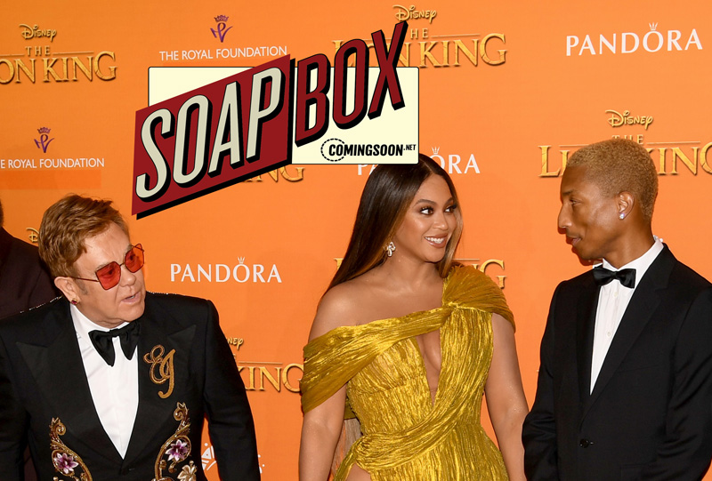 CS Soapbox: Did The Lion King Redo Mess Up the Music?