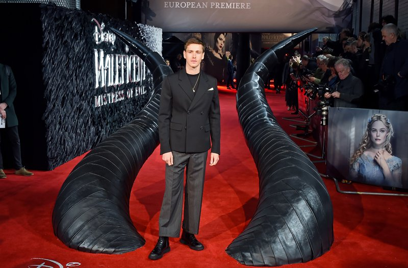 Maleficent 2 Interview: Harris Dickinson on Playing a Disney Prince