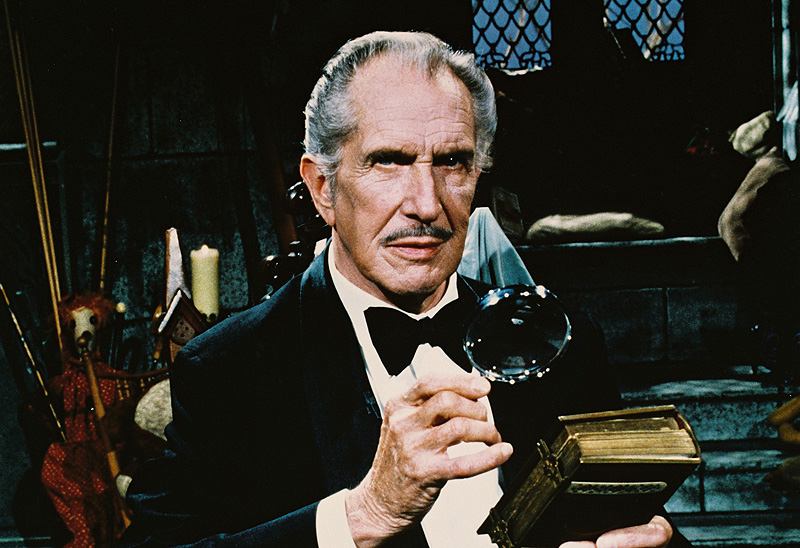 Thirteen Quintessential Vincent Price Movies for Halloween