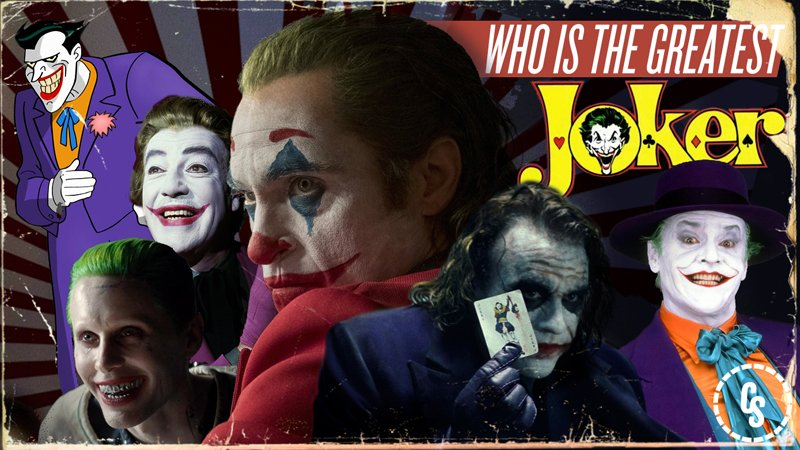 POLL: Who is the Best Movie Joker?