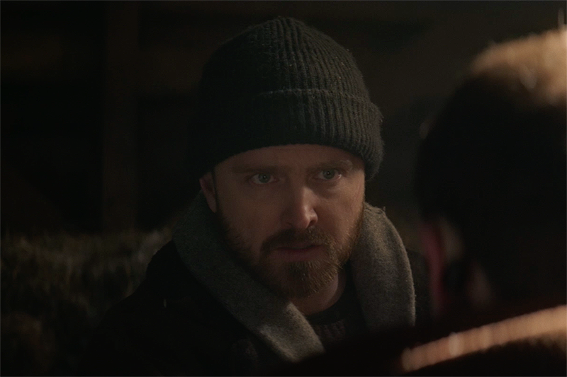 Exclusive The Parts You Lose Clip With Aaron Paul