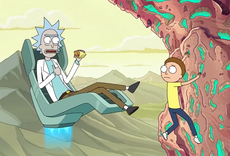 Rick and Morty Season 4 Trailer: Half the Season You Deserve!
