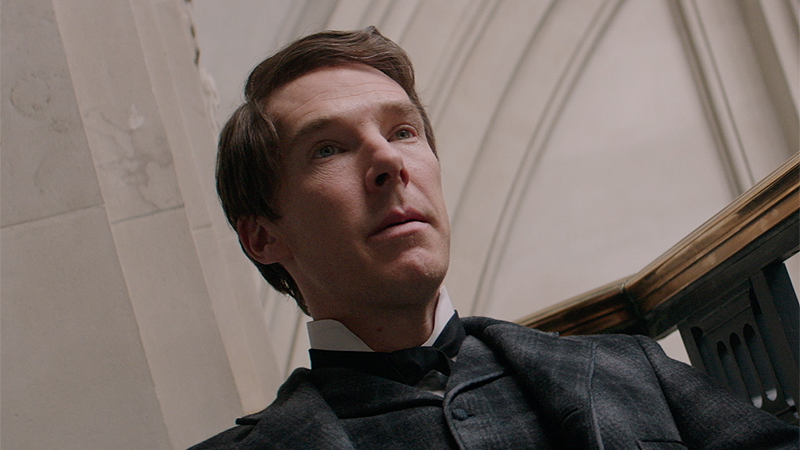 Exclusive The Current War Clip with Benedict Cumberbatch
