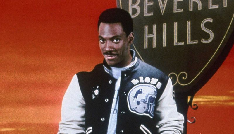Netflix Teams Up With Paramount For Eddie Murphy's Beverly Hills Cop 4