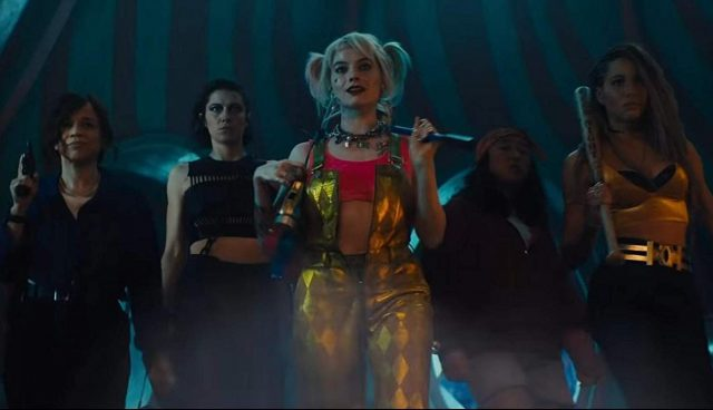 The Birds of Prey Squad Will Be There For You In New Poster