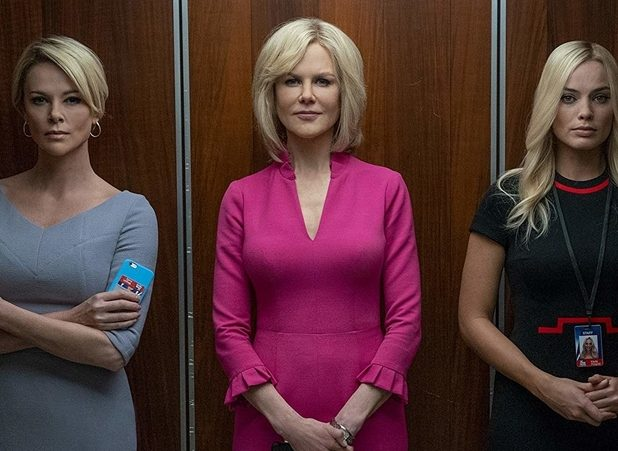 Someone Has to Speak Up in Jay Roach's Bombshell Trailer