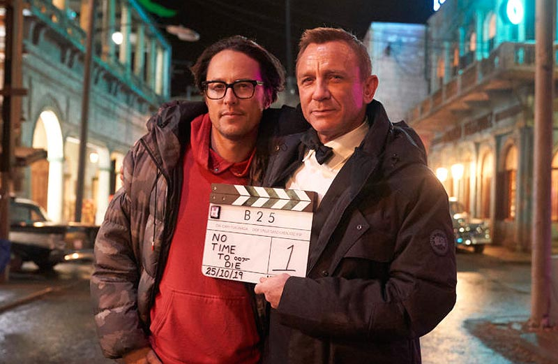 007 Film No Time to Die Wraps Production!