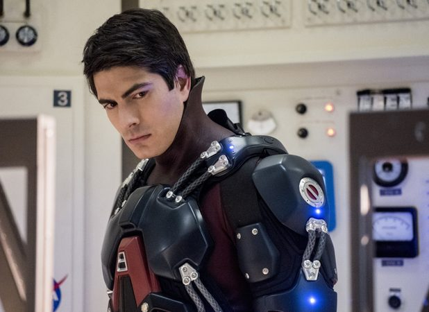 Brandon Routh Wraps Final Scenes For DC's Legends of Tomorrow