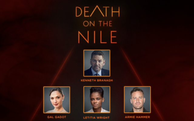 Production Begins OnKenneth Branagh's Death On The Nile