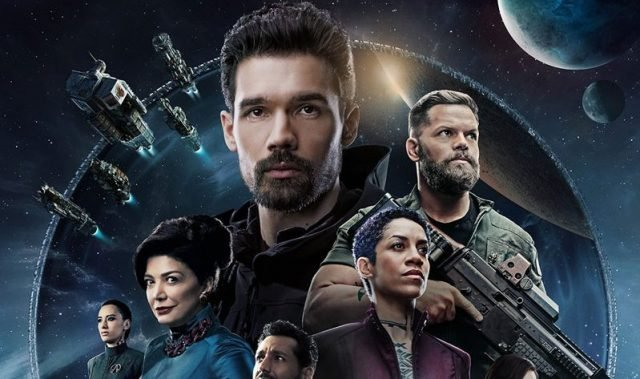 A New Poster For The Expanse Season 4 Has Landed