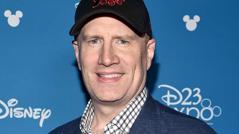 Kevin Feige Named Chief Creative Officer of Marvel