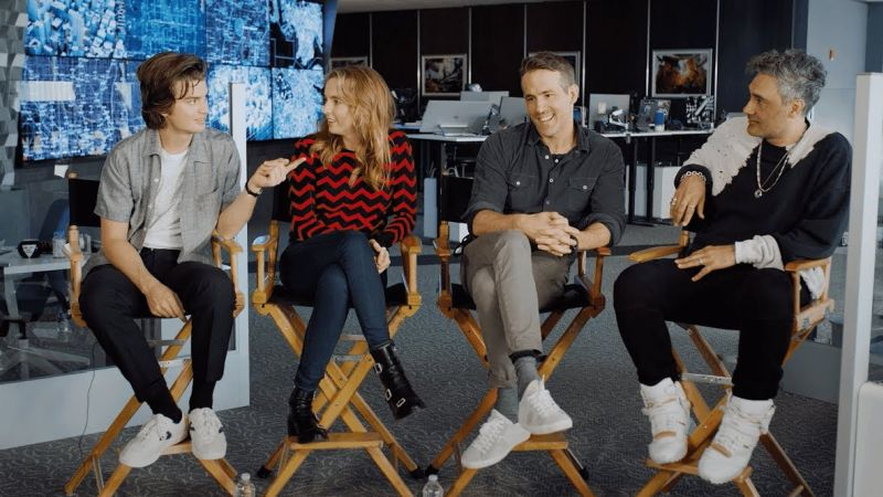 NYCC: Meet the Cast of Ryan Reynolds-Led Free Guy in New Video