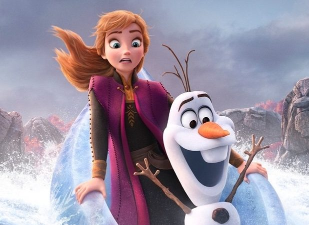 Four New Character Posters For Disney's Frozen 2 Released
