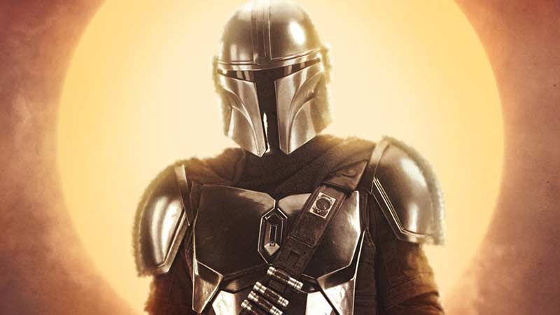 The Mandalorian Character Posters Released