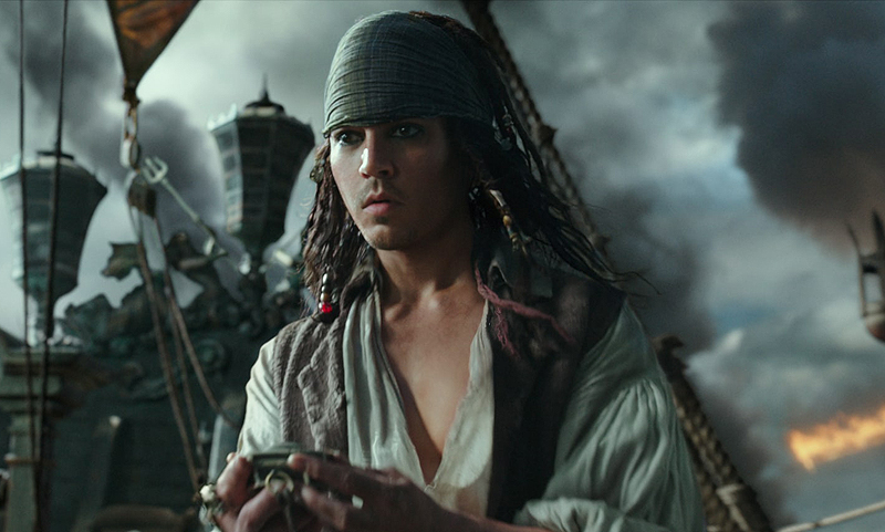 New Writing Team Board Next Pirates of the Caribbean
