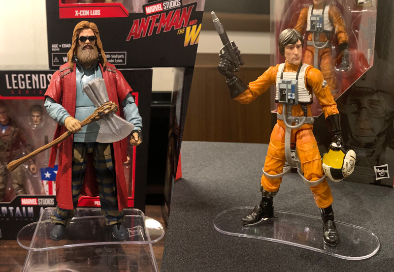 Gallery: NYCC Star Wars and Marvel Reveals From Hasbro