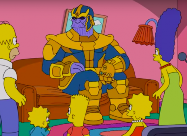Kevin Feige & the Russo Brothers to Guest Star in The Simpsons
