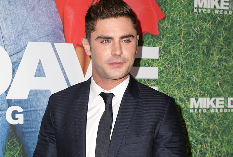 Zac Efron Set to Lead King of the Jungle