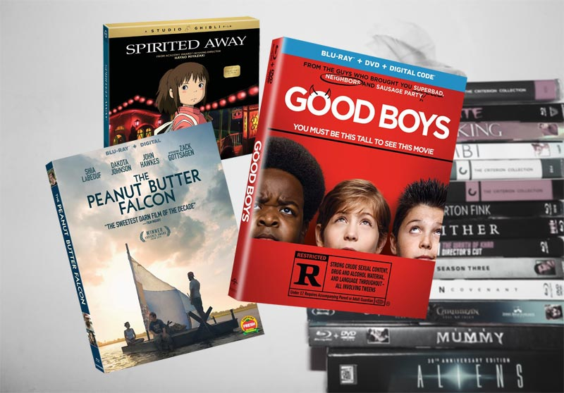 November 12 Blu-ray, Digital and DVD Releases