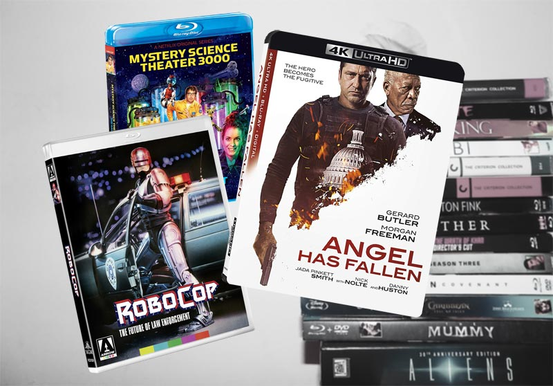 November 26 Blu-ray, Digital and DVD Releases