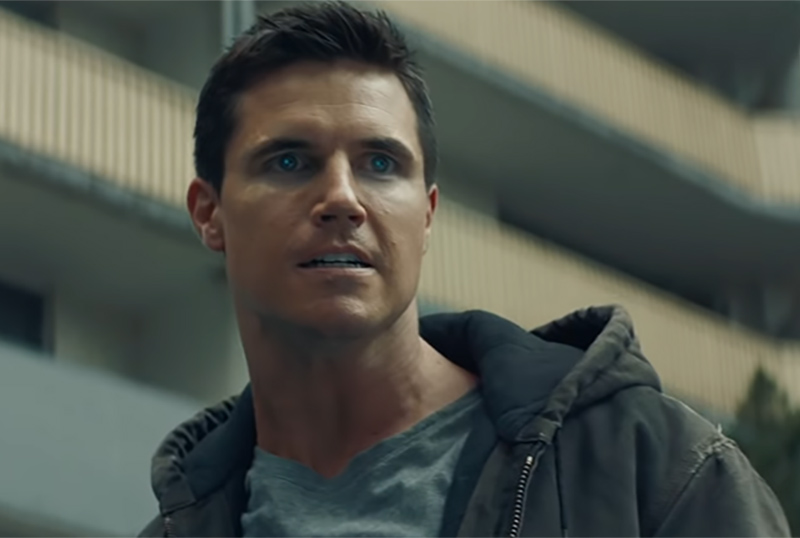 Robbie Amell is on the Run in New Code 8 Trailer