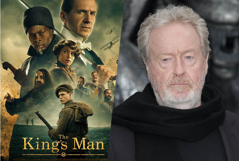 Disney Sets Last Duel Release, Pushes Back The King's Man