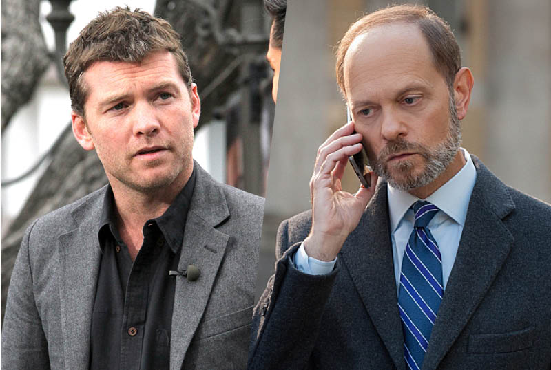 Russell Crowe-Led The Georgetown Project Adds Sam Worthington, David Hyde Pierce