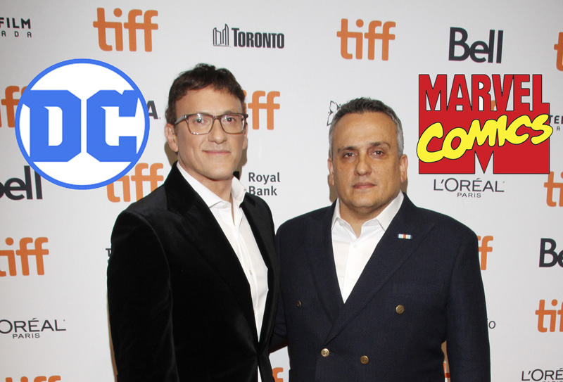 Russo Brothers to Produce Marvel vs. DC Documentary Series for Quibi